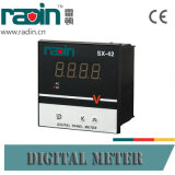 デジタル現在の電圧計