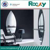 Sicherheits-abgeschrägter Dusche-Raum-Silber-Spiegel