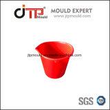 Muffa di plastica della benna dell'iniezione della benna di acqua rossa