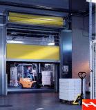 Acero inoxidable automática de alta velocidad del obturador de metal de puerta de cochera (HF-J320)