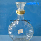 Prijs van de Fabriek van de Verkoop van de Fles 550ml van de Wijn van het glas de Hete