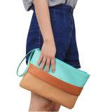 Het Winkelen van de Handtas van vrouwen dagelijks de Zak Feminina van de Vrouwen van de Koppelingen van de Dag Dame Wristlets Bag Handbag