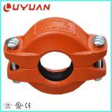 Surco dúctil del hierro que reduce el acoplador 2 Inch/60.3mm