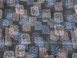 Nanómetros Crepe gasa tela para prendas de vestir (XSC014)