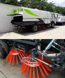 Lavata della strada M3 della spazzatrice di strada di HOWO 4X2 8 e camion pulito