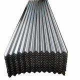 Feuille de toit de fer galvanisé ondulé