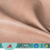 袋および靴の光沢がある真珠カラー革、100%年のPUの合成物質のための魚スケールパターン革