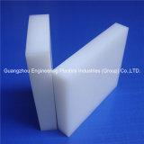 Strato duro bianco della plastica UHMWPE