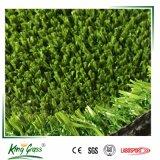 erba artificiale non di riempimento dell'erba di paesaggio di 35mm per calcio dell'interno