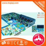 Детей для использования внутри помещений Плэйхаус замок пластиковый воспроизведение структуры для продажи