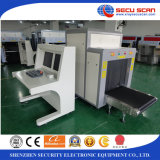 Varredor da bagagem da raia de máquina de raio X AT10080 X para o varredor logístico da segurança do raio X do uso