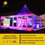Huaye 판매 (hy319j)를 위한 최고 급료 Pagoda 천막