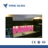 3-8 mm de la pintura de Vidrio / Vidrio Pintado para mueble de expulsión de estante muebles Panel