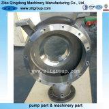 Sand-Gussteil-Edelstahl-Wasser-Pumpenkörper mit der CNC maschinellen Bearbeitung