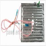 Calentador del papel de aluminio para Deforst en el refrigerador usado