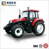 4WD de Tractoren Gereden Tractor van het Landbouwbedrijf 125HP (yto-X1254)