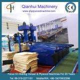 Chaîne de production rotatoire de placage de machine d'écaillement de placage de Spindleless