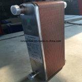 Scambiatore di calore brasato rame del piatto del rimontaggio di Swep per il sistema di raffreddamento del distretto