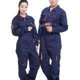 Uniforme protettiva dell'operaio di costruzione del cotone dei vestiti da lavoro della tuta di sicurezza