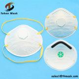 Fabricant masque N95 avec valve pour le marché nord-américaines et européennes