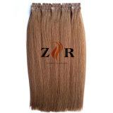 24 Zoll natürliche der Farben-100g Haar-Band-in der Haar-Extension