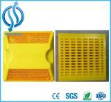 Verkehrssicherheit-Reflektoren mit metallischem Druckguss-reflektierende Plastikmarkierung