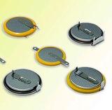 再充電可能なボタンのセル電池Ml2032