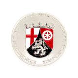 L'argento antico personalizzato incoraggia il disegno dell'accumulazione del distintivo della moneta del ricordo di parola