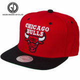 El béisbol gordo de la alta calidad del bordado del soplo 3D se divierte el casquillo del Snapback del sombrero