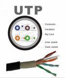 Tia 또는 Eia 568b 표준 UTP 옥외 Cat5e