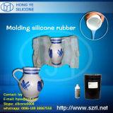 Borracha de silicone de moldagem para gesso cornija