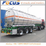 ディーゼル40、000リットルかガソリンまたは半粗野な石油貯蔵タンク実用的なトラックのトラクターのトレーラー