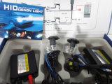 Lâmpada DC 24V 55W H7 HID (fio azul e blak)