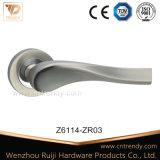 Двери оборудование производства цинка закрывается рычаг ручки двери (Z6114-ZR03)