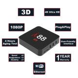 I 88 Caixa de TV Android com Chip de rocha RK3229 1GB/8GB de RAM ROM Set Top Box com IPTV Netfilx filmes interminável