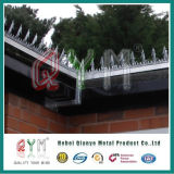 High Security Anti-Climb Wall Spikes/Galvanized Metal Security Wall Spike