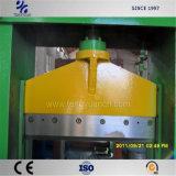 Превосходное качество резки рулона резины машины с большой рабочей емкости