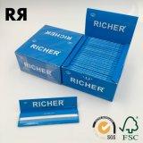Papel de balanceo ultra fino de encargo del cigarrillo gigante del premio de la marca de fábrica