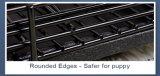 La protection environnementale de la cage de chien de métal