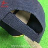 Healong 파랗고와 노란 색깔에 의하여 주문을 받아서 만들어지는 능직물 직물 야구 모자 (모자)