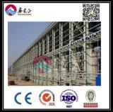 Proveedor de expertos de la estructura de acero Taller (BYSS008)