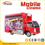 Sale caldo Truck Mobile 7D Cinema
