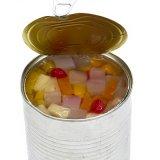 Cocktail de fruits en conserve avec la haute qualité