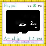 Volle Kapazität 2GB zur Mikro-codierten Karte Ableiter-64GB (GC-M012)