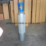 cilindro de gás do CO2 do hélio do argônio do hidrogênio do oxigênio do aço 2L sem emenda (GB5099)