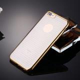Bling die het Zachte Mobiele Geval van de Telefoon TPU voor iPhone7 galvaniseren