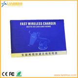 Диффузор Быстрый Беспроводной автомобильное зарядное устройство 2 в 1 домашним беспроводным зарядным устройством