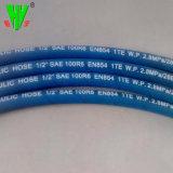 1 1 FLEXIBLE DE 4 POUCES SAE100 R6 Haute Limite Elastique textile tressée flexible de carburant