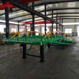 Rampe de charge hydraulique réglable de dock de camion de capacité lourde avec de bonne qualité
