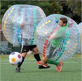 狂気のBody Game 1.0mm TPU/PVC Human Bubble Ball、Football、Bubble Ball Soccer Football、Bumper Ball D1005bのためのBubble Ball